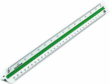 Rumold Dreikant 30cm 150KE/Din/30 (150KE/DIN/30)