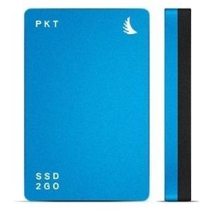 Angelbird SSD2GO PKT, 1 TB ext. SSD, USB-C/USB 3.1, blau - broschei