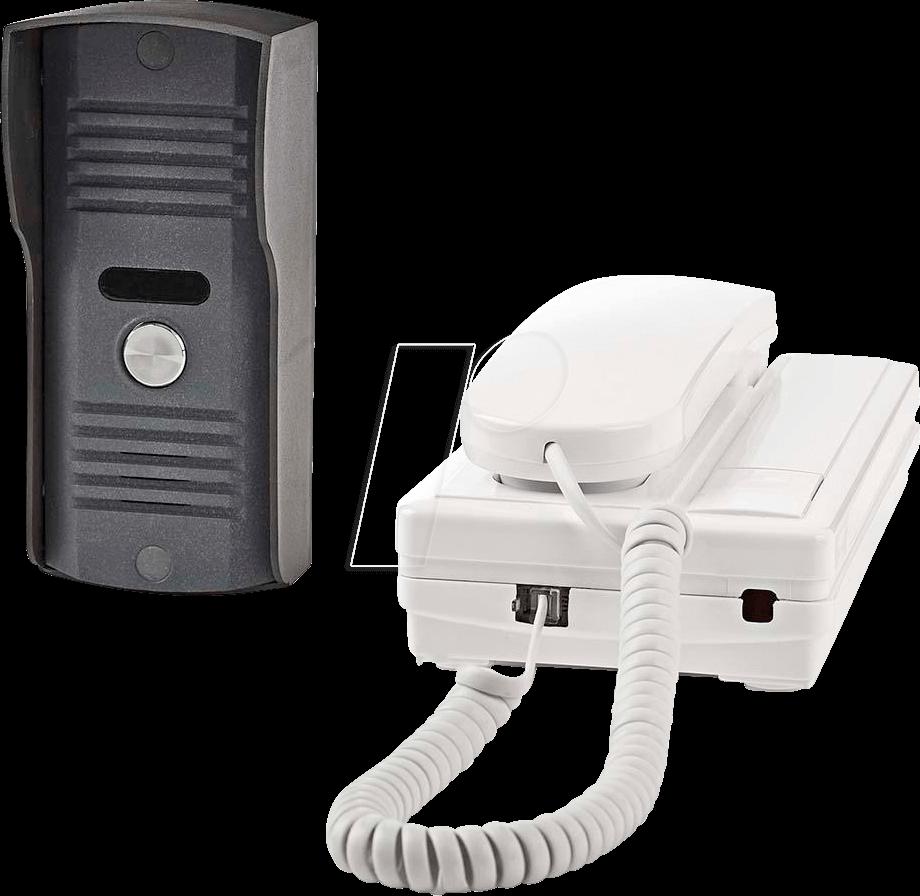 N DOORP10CGT - Audio-Tuersprechanlage 250m (DOORP10CGT)