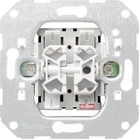 GIRA Einsatz Serienschalter Standard 55, E2, Event Klar, Event, Opak, Esprit, ClassiX, System jetztbilligerkaufen