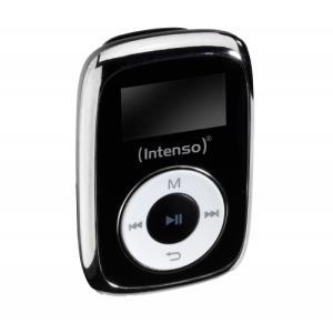CD, MP3 Player - Intenso Music Mover Digital Player 8GB Schwarz (3614560)  - Onlineshop JACOB Elektronik