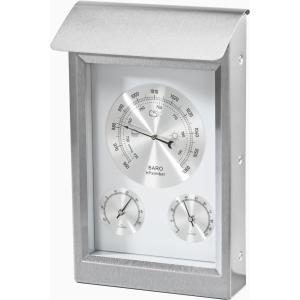 Hama 00123150 Silber Digitale Wetterstation (00...