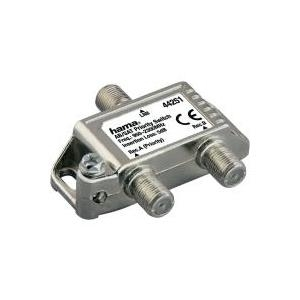 Hama SAT-Switch SAT-Verteiler (44251)