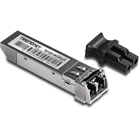 TRENDnet TE100-MGBS20 - SFP (Mini-GBIC)-Transceiver-Modul - Gigabit Ethernet - 1000Base-LX, Fibre Channel - LC Einzelmodus - 1310 nm (TE100-MGBS20)