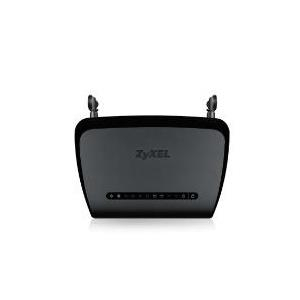 ZyXEL NBG6616 - Wireless Router - 4-Port-Switch - GigE - 802,11 a/b/g/n/ac - Dualband (NBG6616-EU0101F)