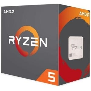 AMD RYZEN 5 1600 3,2GHz / Boost: 3,6GHz - AM4 - 6 Core/12 Threads - 65W TDP -Box, Wraith Spire Cooler (YD1600BBAEBOX)