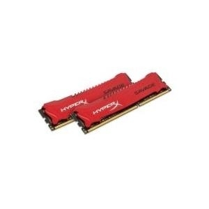 HyperX Savage 16GB 2133MHz DDR3 Kit of 2 HyperX - 16 GB - DDR3 - 2133 MHz - Rot - 2133 MHz - Nicht-ECC (HX321C11SRK2/16)