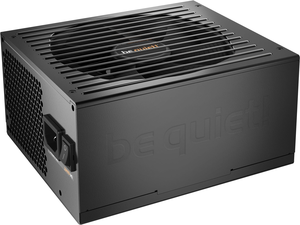 be quiet! Straight Power 11 750W - Stromversorgung (intern) - ATX12V 2,4 - EPS12V 2,92 - 80 PLUS Gold - Wechselstrom 100-240 V - 750 Watt - aktive PFC - Schwarz (BN283)