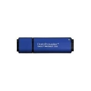 Kingston DataTraveler Vault Privacy 3.0 Anti-Virus - USB-Flash-Laufwerk - 32GB - USB3.0 (DTVP30AV/32GB)