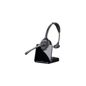 Plantronics CS 510 - Head-Set - volle Größe - drahtlos - DECT (84691-02)