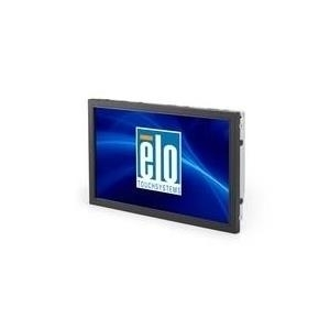 "Elo Open-Frame Touchmonitors 1940L IntelliTouch Plus - LED-Monitor - 48.3 cm (19"") (18.5"" sichtbar) - offener Rahmen - Touchscreen - 1366 x 768 HD 720p - 225 cd/m² - 1000:1 - 5 ms - DVI-D, VGA - Schwarz, Stahl"