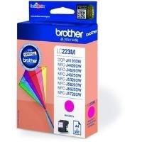 Brother LC223M - Magenta - Original - Tintenpatrone (LC223M)