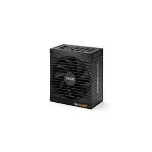 be quiet! Power Zone 750W - Stromversorgung (intern) - ATX12V 2,4 - EPS12V 2,92 - 80 PLUS Bronze - Wechselstrom 100-240 V - 750 Watt - aktive PFC - Schwarz (BN211)