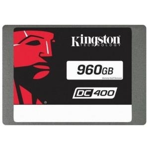 "Kingston DC400 SSD 960GB - 2.5"" SATA600 - 960 GB - 7 mm Bauhöhe - SATA III (600 Mbyte/s) (SEDC400S37/960G)"