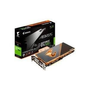 Gigabyte GeForce GTX 1080 Ti Waterforce Waterblocks Xtreme 11G - 11264 MB (GV-N108TAORUSX WB-11GD)