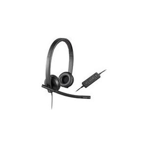 Logitech USB Headset H570e - Headset - On-Ear - kabelgebunden