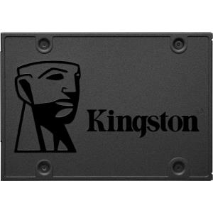"Kingston SSDNow A400 - SSD - 480GB - intern - 6,4 cm (2.5"") - SATA 6Gb/s (SA400S37/480G)"